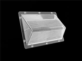 China Outdoor Lamp Led Light LED Wall Pack Lens IP65 40W 60W 90W UL/DLC Approval supplier