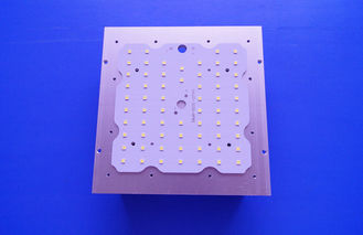 90 Degree Square Shape 3030 LED Lens High Luminous Module For Canopy supplier