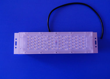 China Solar Windpower 3030 LED Street Light Module 50 Watt With Heat Sink supplier