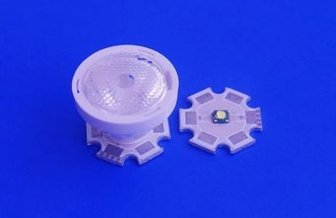 Bead surface Spot Light Lens / CREE  Pmma LED Lens with Cone holder