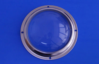 Dia 100mm Led glass lens , LED Optical Lens For projector light supplier