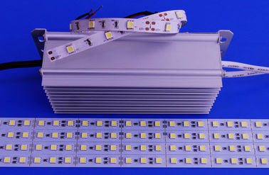 Aluminum Ip67 Led Street Light Power Supply 100 Watt High Efficiency