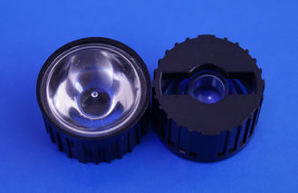 China 5 Degree Narrow beam PMMA LED Collimator lens , LED Torch lenses supplier
