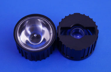 Narrow beam PMMA spotlight lens , 5 Degree outdoor lighting kits