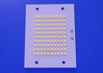 China 50W 2835SMD SMD LED PCB Board 10 Series 10 Parallel Flood Light Module 6500K supplier