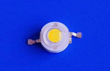 Bridgelux Chip 1w High Power LED 120lm - 130lm For Replace Led Light