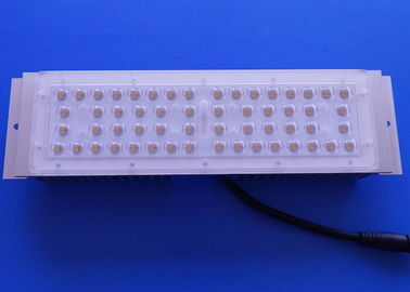 China PC Lens 90x120 Degree Tunnel Light Module 3030 SMD PCB Board 50W 93% Tranmittance supplier