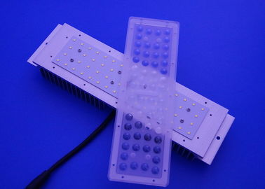 90 Degree LED Module 3030SMD 150-160LM/W LED And Array Lens For 56 Watts