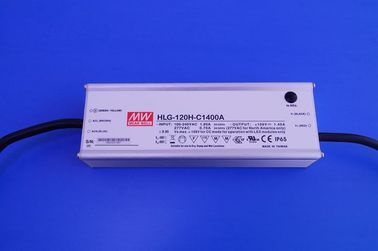 China Waterproof 120W Constant Current LED Power Supply with aluminum case supplier