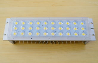 90 degree 45mil Chip 3x10 LED Street Light Components with Optical grade PC
