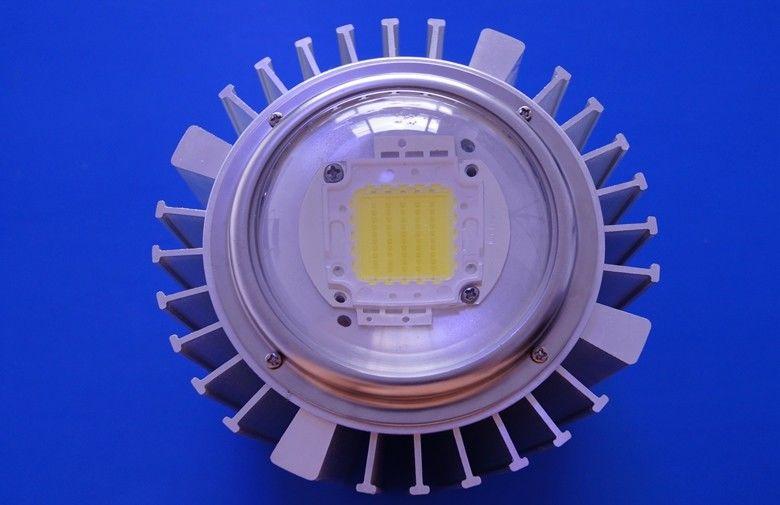 Miner Lighting Led Glass Lens Heat Sink Power Led Lens 90 Degree Beam Angle