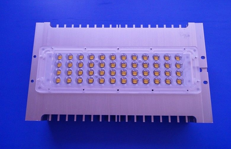 90X90 Degree SMD 3030 LED Lens With New Heat Sink For Tunnel Light