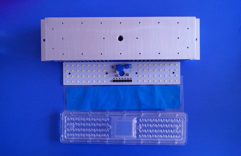 3030 SMD LED Street Light Components 157x85 degree 50 Watts Driverless