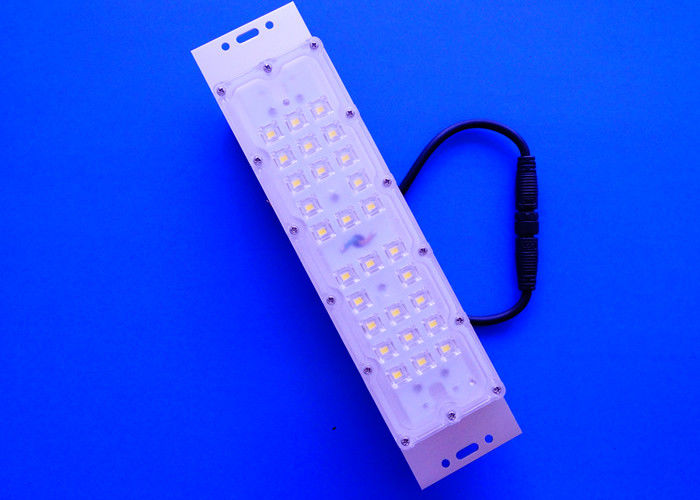 China 28 Points 5050 Led Light Module 2 Series 14 Parallel PCB Circuit For Street Light factory