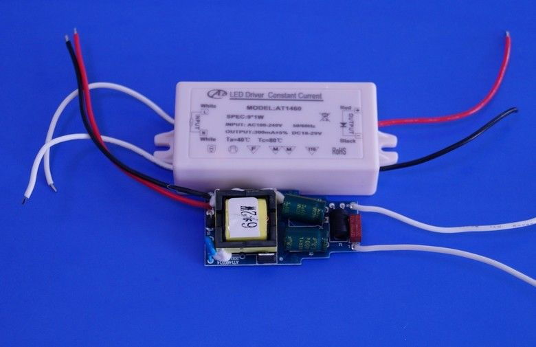 High Power Water proof Constant Current LED Power Supply For 12W Spot Light