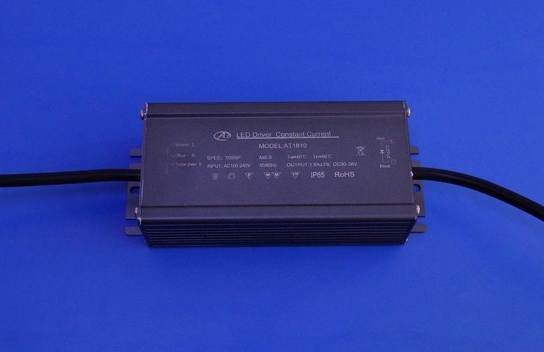 50 Watt Constant Current Led Power Supply , High Power Led Lamp Power Supply