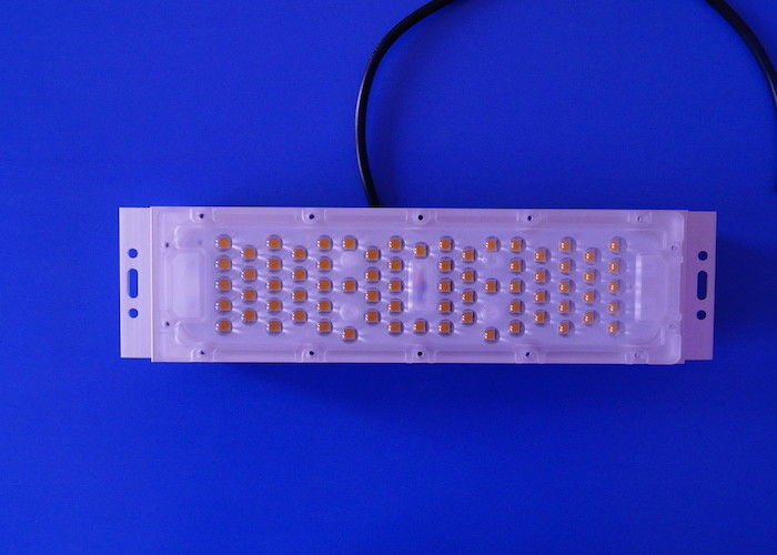 Small Size SMD 3030 LED Light Components 160lm/w 50W Gas Station Light Applied supplier