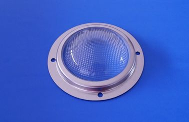 China 120degree 66mm Led Glass Lens Module Led Optic Lens For Highbay Light distributor