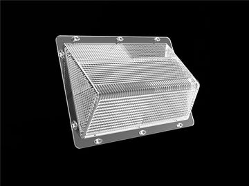 China Outdoor Lamp Led Light LED Wall Pack Lens IP65 40W 60W 90W UL/DLC Approval distributor