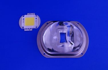 Glass Lens LED Street Light Module With Lens and Leds , SGS / ROHS
