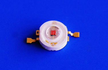 China RED High Brighness high power led 3 watt , 60LM  high power lamp led distributor