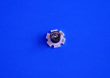 Smallest Optical PMMA Led Reflector Lens XPE XTE XPG 3535 SMD 11mm Diameter Bead Surface