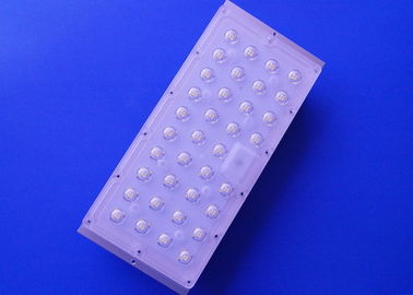 100W High Bay Square Lighting Module 150 Degree 144 Led Lens 91% Tranmittance