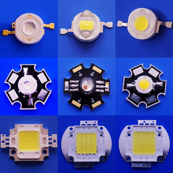 120 Degree RGB High Power LED Cool White / Natural White For Led Strip Light