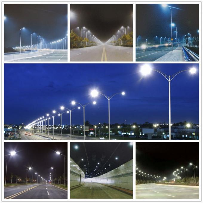 Rectangle Waterproof LED Street Light Lens / 30W PC Optical Led Lens Array