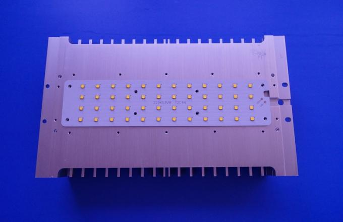 48 in 1 SMD Led Light Lens 3030 Led Lens Module For Led Road Lighting