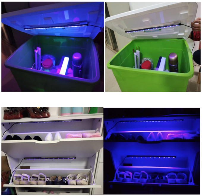 New product 3W 5W UVC disinfection light Home kindergarten ultraviolet germicidal lamp
